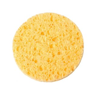 Almine Brittny Natural Cellulose Cosmetic Facial Sponge 75mm
