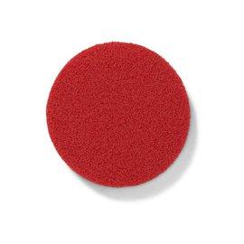 """Adama Adama Red Makeup Cleansing Sponge 3/8"""""""