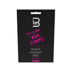 Level3 Level3 [LV3] Face & Body Wax Strips Peach Rose