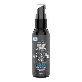 Uncle Jimmy Uncle Jimmy Beard Growth Oil Cool Oak 2oz