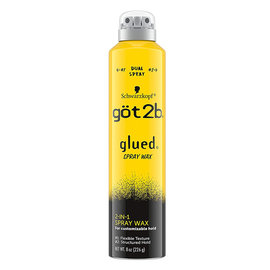 Got2B Got2b Glued Spray Wax 2-in-1 8oz