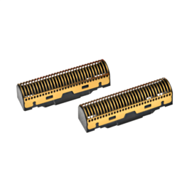 Gamma+ Gamma+ Replacement Gold Titanium Cutters Forged for Prodigy & Absolute Shavers