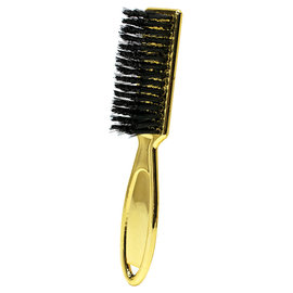 """Black Ice Black Ice Signature Series 5.5"""" Barber Cleaning Brush Gold"""