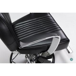 Austen Barber Salon Styling & Shaving Chair Black