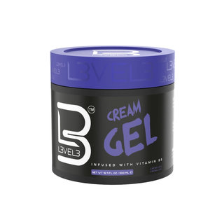 Level3 Level3 [LV3] Hair Cream Gel Infused w/ Vitamin B5 Medium Shine