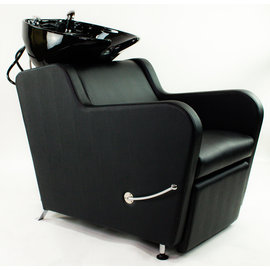 Stanley Shampoo Bowl & Chair Unit