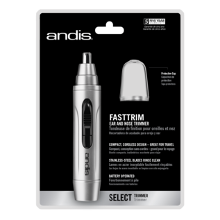 Andis Andis FastTrim Ear & Nose Battery Operated Select Trimmer
