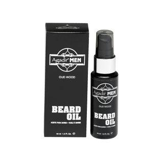Agadir Agadir Men Beard Oil Oud Wood 1.5oz