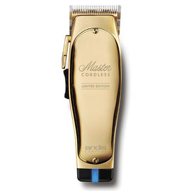 Andis Andis Master Li Lithium-Ion Adjustable Blade Cordless Clipper MLC Gold LIMITED EDITION