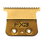 BabylissPRO BabylissPRO FX703G DLC Titanium Standard Tooth Outliner Trimmer T-Blade Fits FXX3T