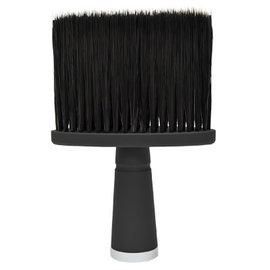 """Mr Barber Mr Barber 6"""" Stand Up Wide Bristle Neck Duster Black"""