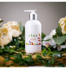 OLUV SKIN BODY LOTION 8OZ