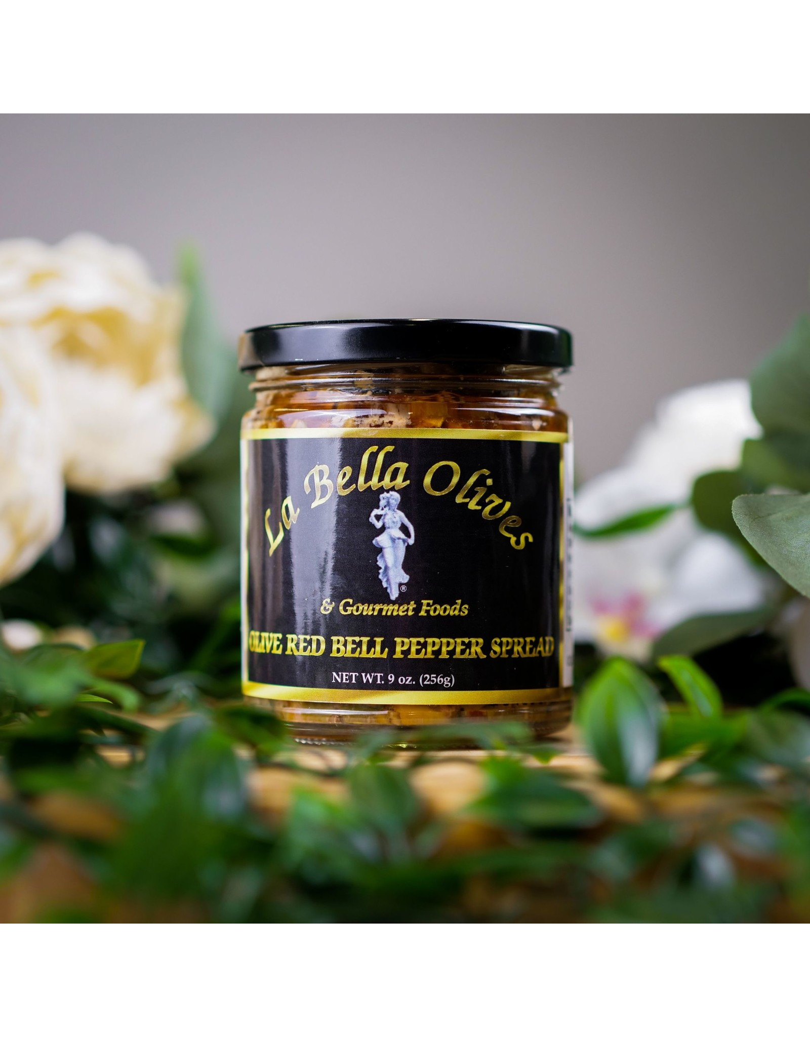 OLIVE RED BELL PEPPER SPREAD