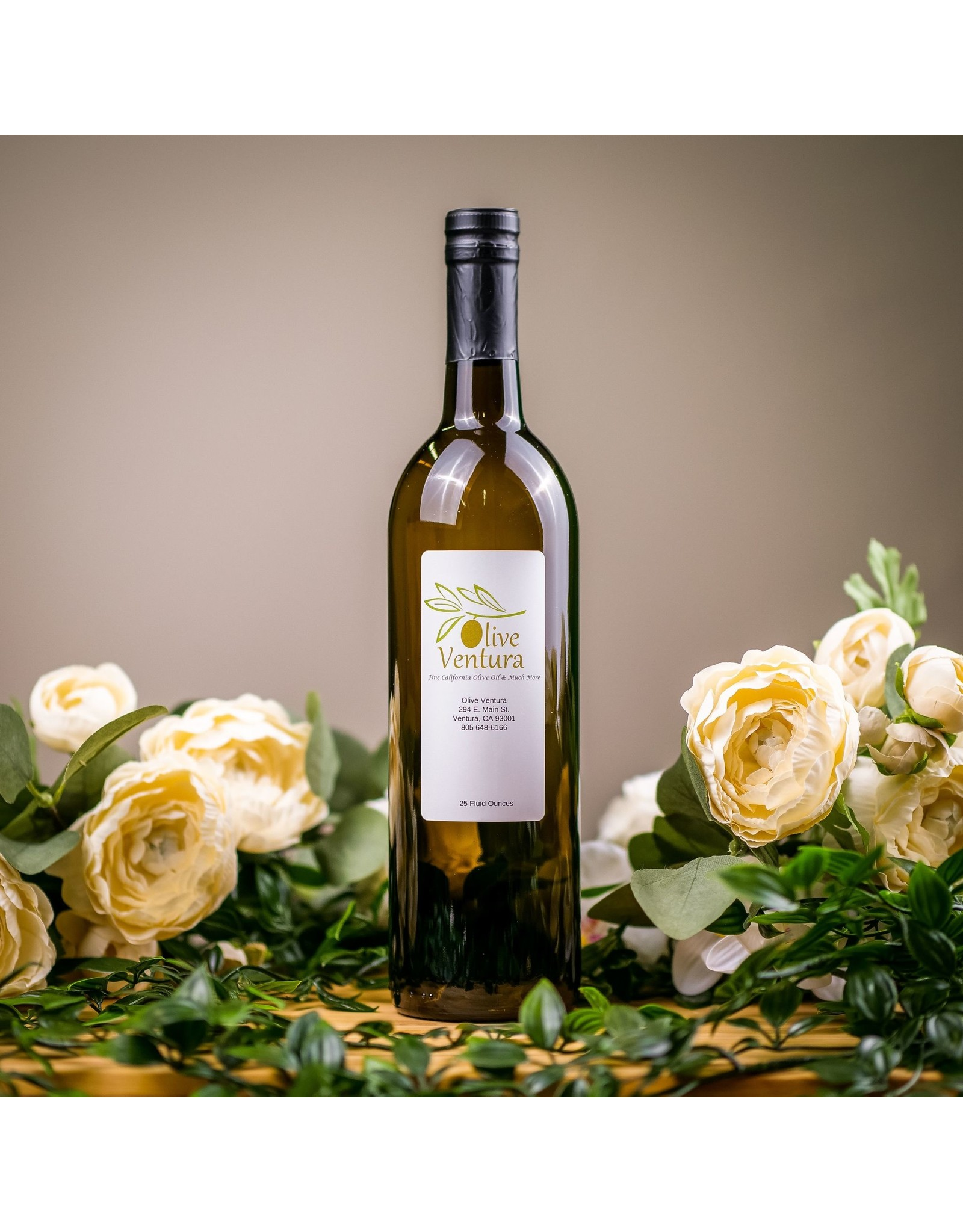 Fresh Garlic Olive Oil