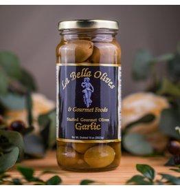 La Bella Olives Garlic Olives
