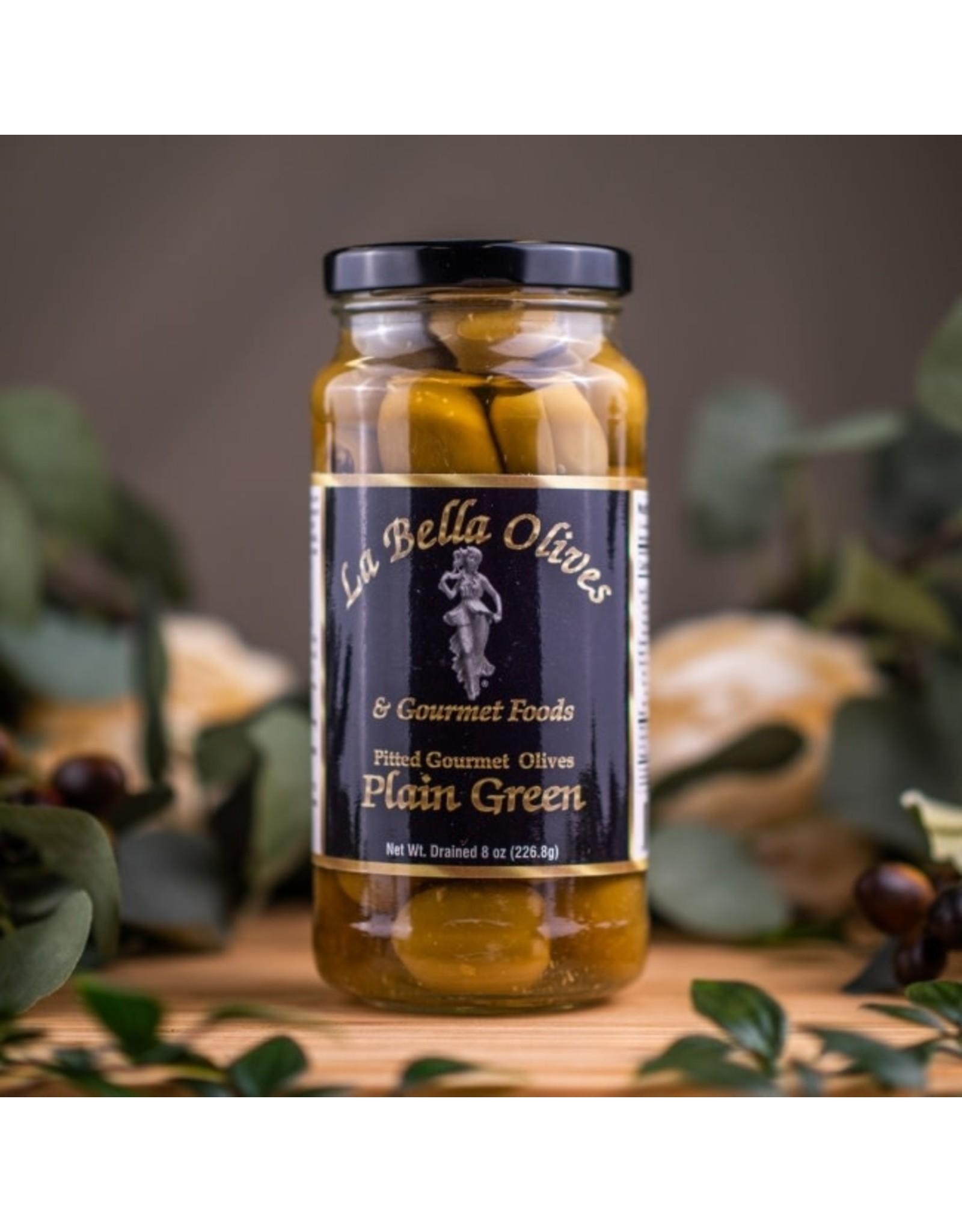 La Bella Olives PLAIN GREEN OLIVES