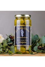 La Bella Olives JALAPENO STUFFED OLIVES