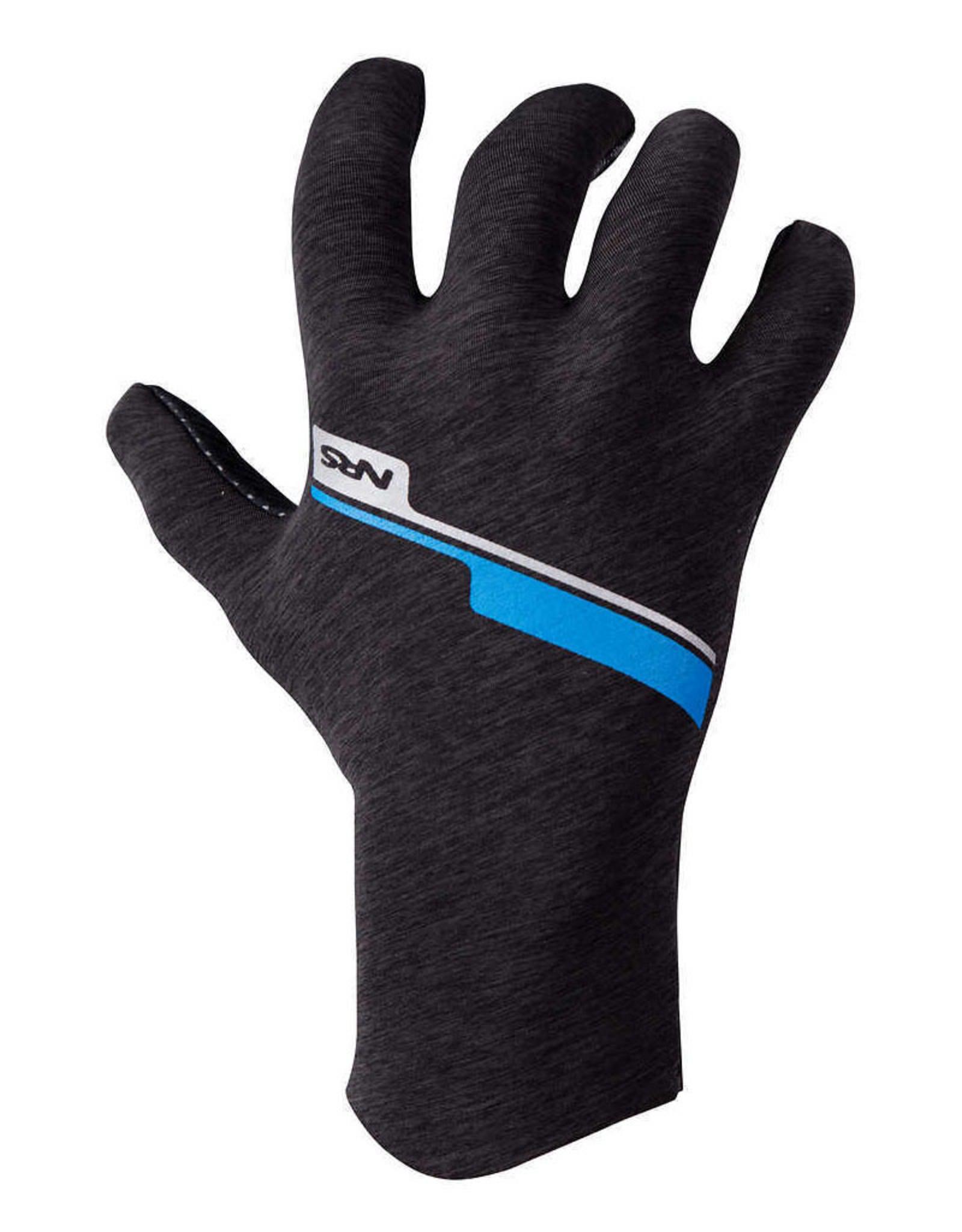 NRS NRS HydroSkin Paddling Gloves- Men's