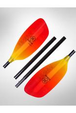 Werner Paddles Werner Powerhouse 4 piece Straight Shaft Kayak Paddle
