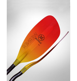Werner Paddles Werner Surge Straight Shaft Kayak Paddle