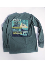 Mountain Signs L/S T-shirt