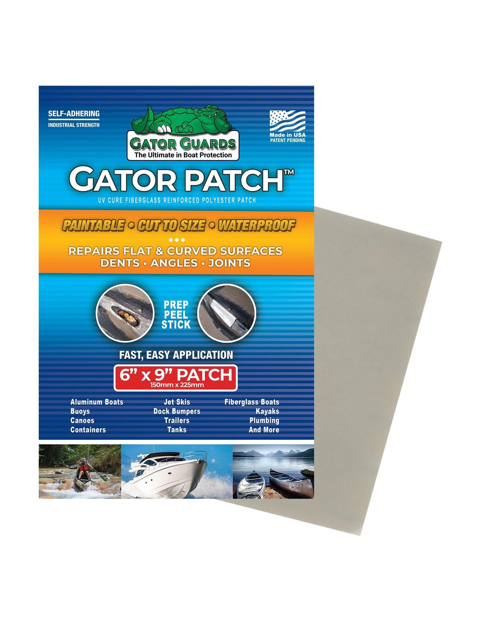 Gator Guards Gator Patch