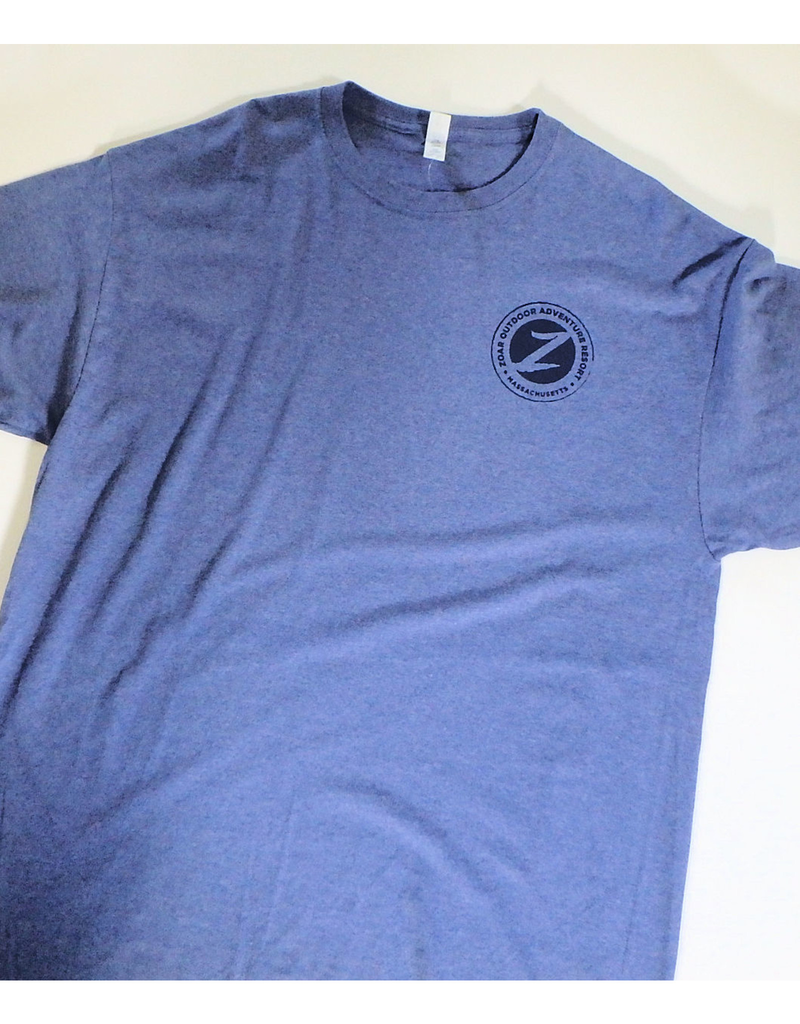 Custom Zoar Power SS T-shirt