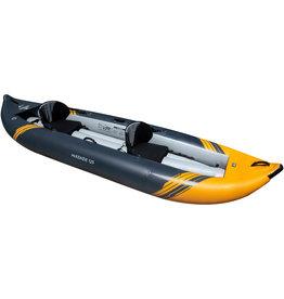 Aquaglide Mckenzie 125 Inflatable 2-Person Kayak