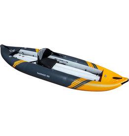 Aquaglide Mckenzie 105 Inflatable Solo Kayak