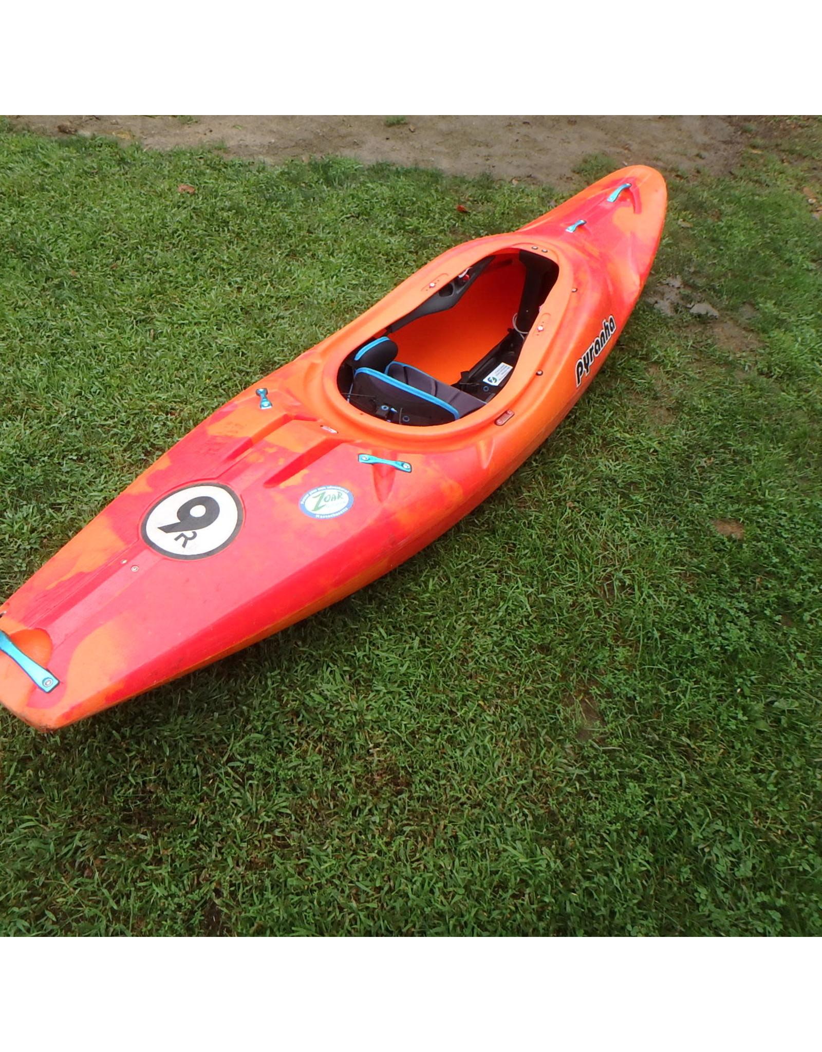 Pyranha Pyranha 9R II Kayak - DEMO - For Sale!