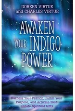 Doreen Virtue Awaken Your Indigo Power by Doreen Virtue & Charles Virtue