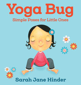 Sarah Jane Hinder Yoga Bug by Sarah Jane Hinder