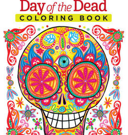 Design Originals Day of the Dead Coloring Book by Design Originals