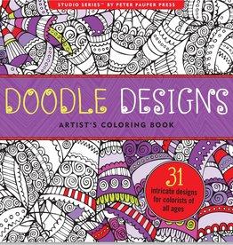 Studio Series Doodle Designs Coloring Book by Studio Series