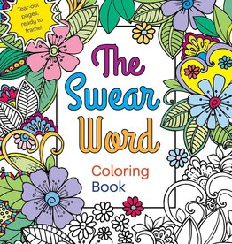 St. Martins Griffin Swear Word Coloring Book by St. Martins Griffin