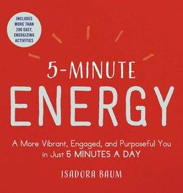 Isadora Baum 5 Minute Energy by Isadora Baum