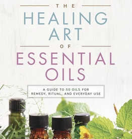 Kac Young Healing Art of Essential Oils by Kac Young