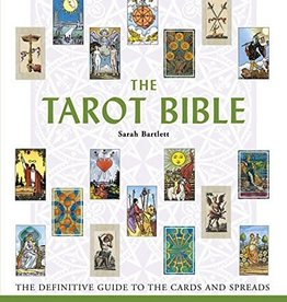 Sarah Bartlett The Tarot Bible by Sarah Bartlett