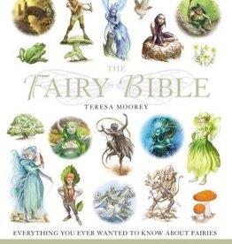 Teresa Moorey The Fairy Bible by Teresa Moorey
