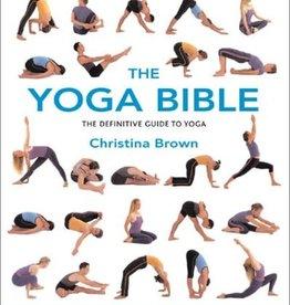 Christina Brown Yoga Bible by Christina Brown