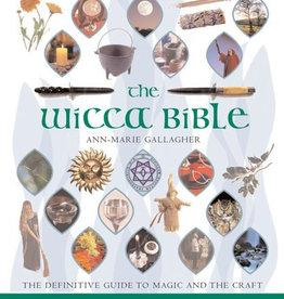 Ann-Marie Gallagher Wicca Bible by Ann-Marie Gallagher