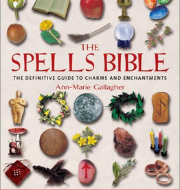 Ann-Marie Gallagher The Spells Bible by Ann-Marie Gallagher