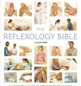 Louise Keet The Reflexology Bible by Louise Keet
