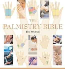 Jan Struthers The Palmistry Bible by Jane Struthers