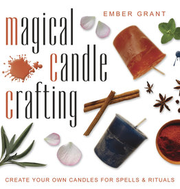 Ember Grant Magical Candle Crafting by Ember Grant