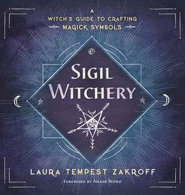 Laura Tempest Zakroff Sigil Witchery by Laura Tempest Zakroff