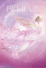 Tree - Free Greetings Believe Angel - Greeting Card