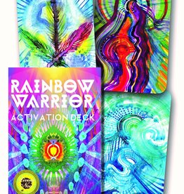 Tracee Dunblazier Rainbow Warrior Oracle by Tracee Dunblazier