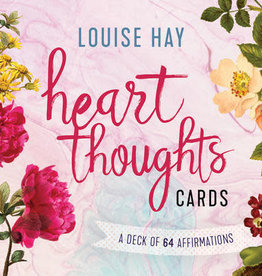 Louise Hay Heart Thoughts Oracle by Louise Hay