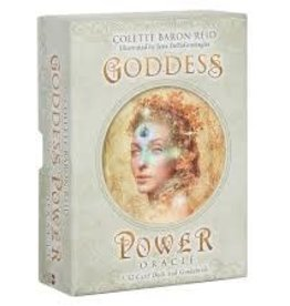 Colette Baron-Reid Goddess Power Small Oracle by Colette Baron-Reid